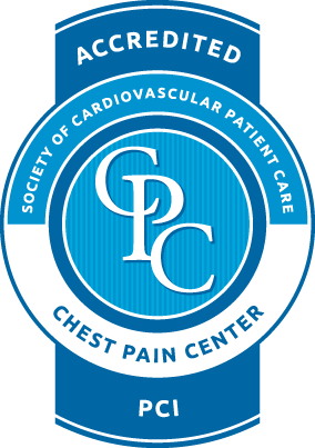 Chest Pain Center Seal