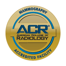 Mammography Accreditation Seal